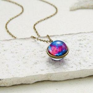 Jewelry - Solar System Necklace x Pendant